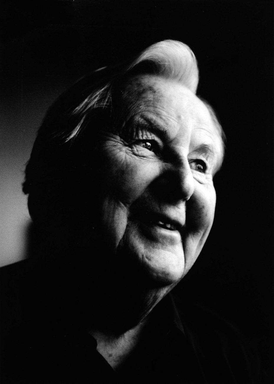 高齡93歲的畢嘉士11月15日於挪威安享天年。圖/畢嘉士社會福利基金會及屏東基督教醫院提供。