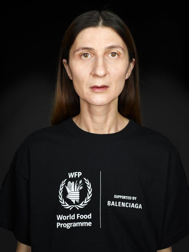 BALENCIAGA與世界糧食計畫署繼續合作打造新品,12月上架。圖/BALEN...