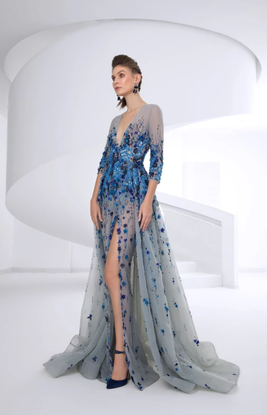 LinLi Boutique引進,來自黎巴嫩的高訂品牌Saiid Kobeisy...