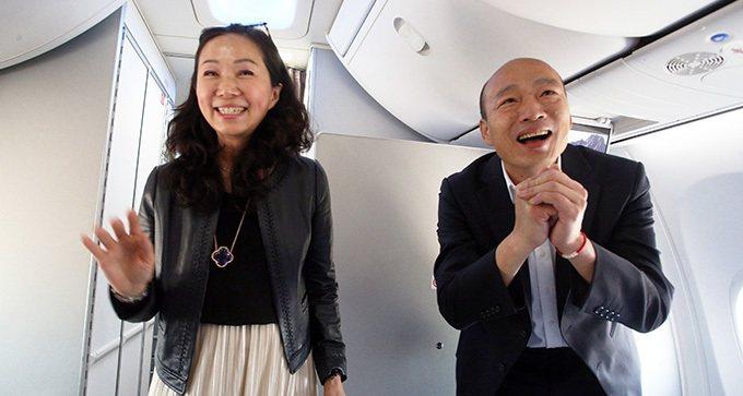 李佳芬(左)。記者劉學聖/攝影