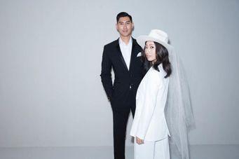毛加恩的婚禮不開放媒體採訪。 圖/擷自毛加恩IG