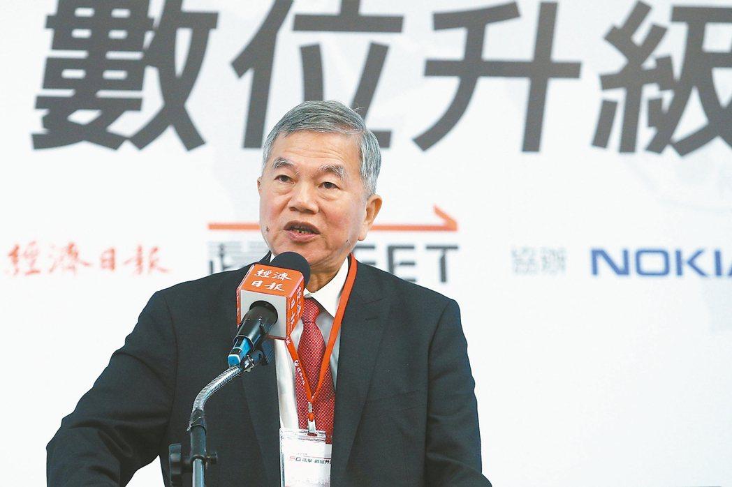 經濟部長沈榮津 記者蘇健忠/攝影