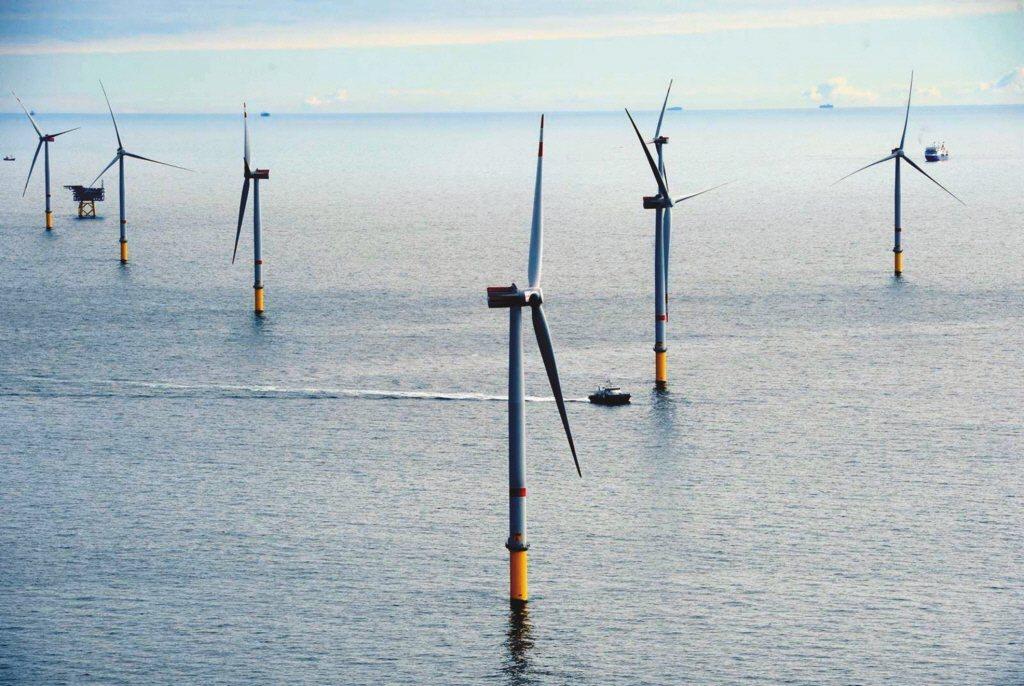 國內離岸風場的建置工程正陸續進行,經濟部標準檢驗局今(15)日指出,預計8月公布...