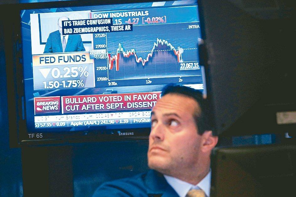 受到超低利率激勵,帶動美國、印度股市大盤指數迭創新高。 (路透)