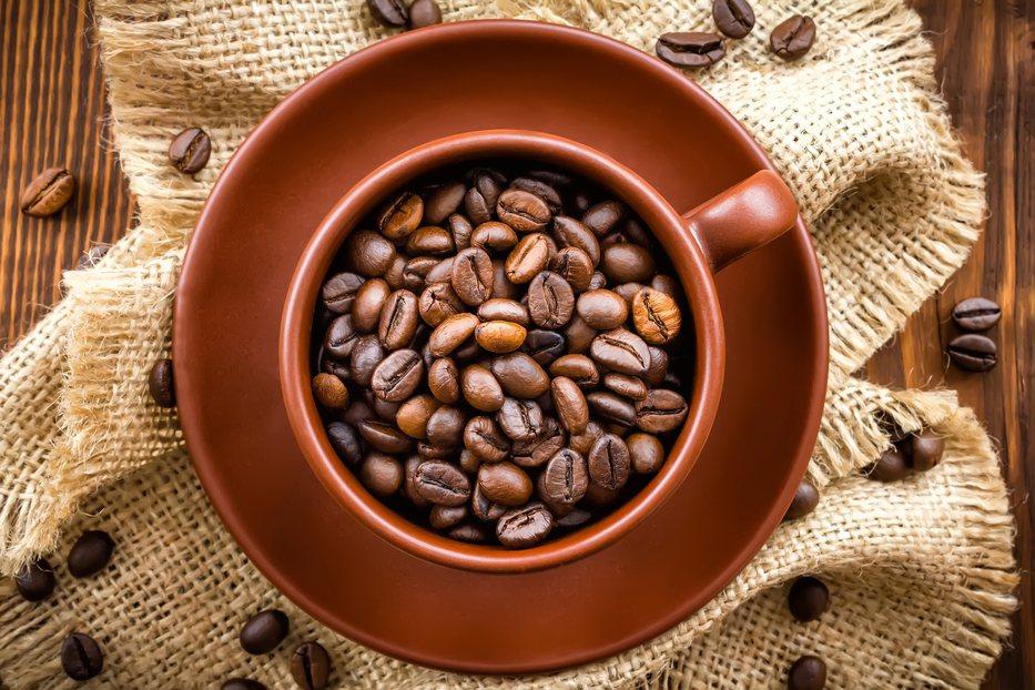 咖啡豆示意圖/ingimage