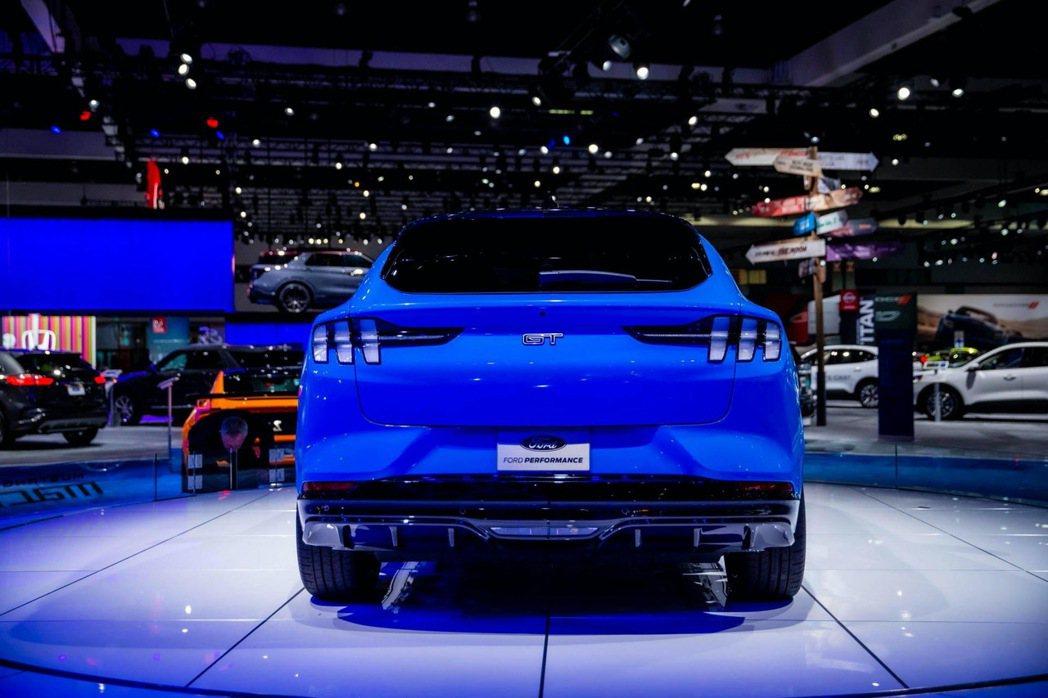 Ford Mustang Mach-E將先在墨西哥進行生產。 圖/摘自carsc...