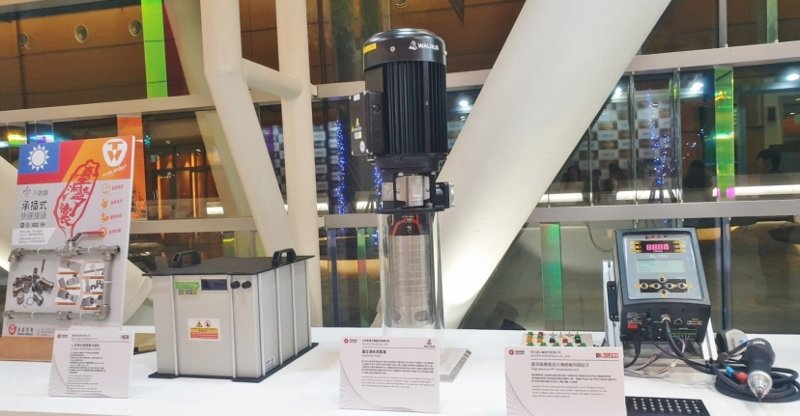 「2020台灣精品獎」頒獎活動在南港展覽2館舉行,大規模展示418件得獎作品,包...