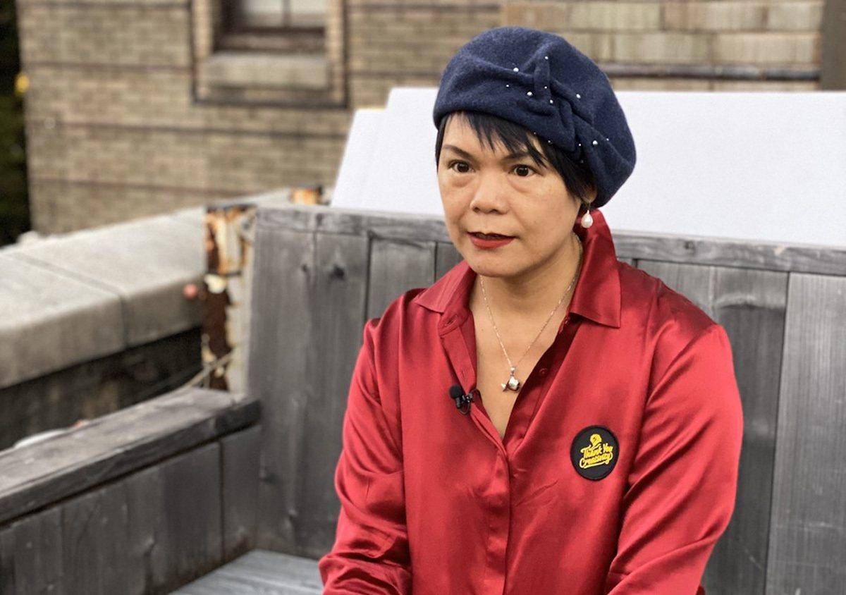 台灣創意週策展人賴治怡鼓勵年輕人,勇敢作夢發揮創意的無限可能。 圖/台灣創意週 ...