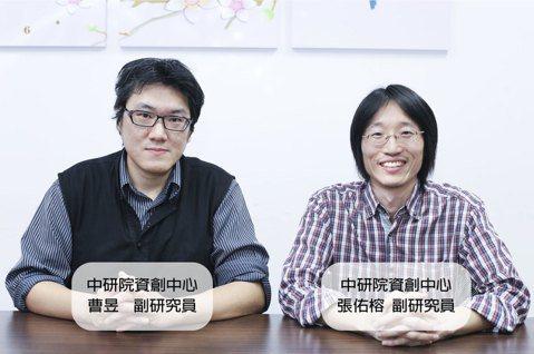 擅長「語音處理」的曹昱、專精「無線通訊」的張佑榕,兩者的研究融合一起,加上團隊成...