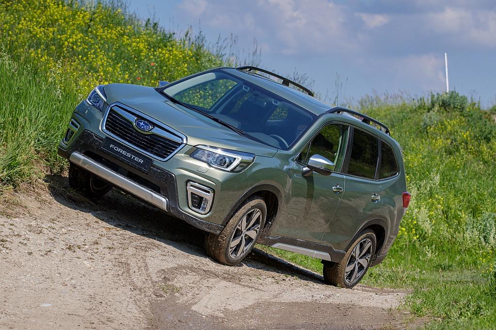 價差16萬!台灣還要再等等的Subaru Forester e-BOXER英國先開賣