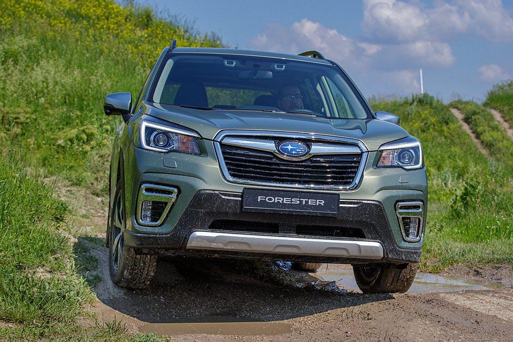 全新Subaru Forester e-BOXER在英國基礎售價自33,995英...