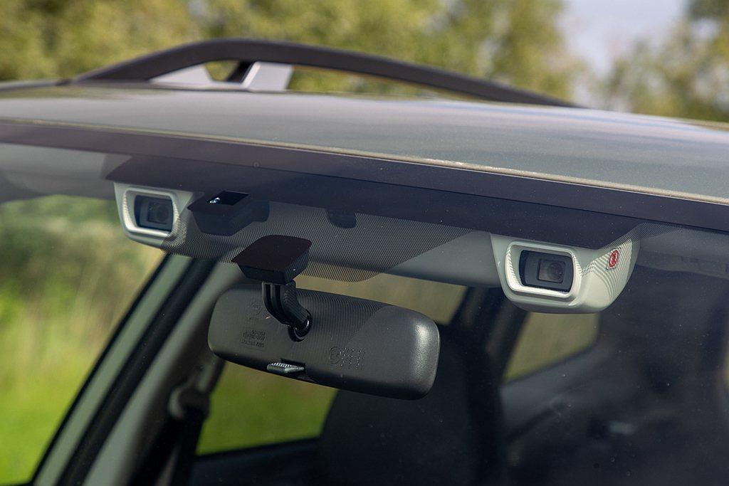 英國市場販售的Subaru Forester e-BOXER全面標配Eyesig...