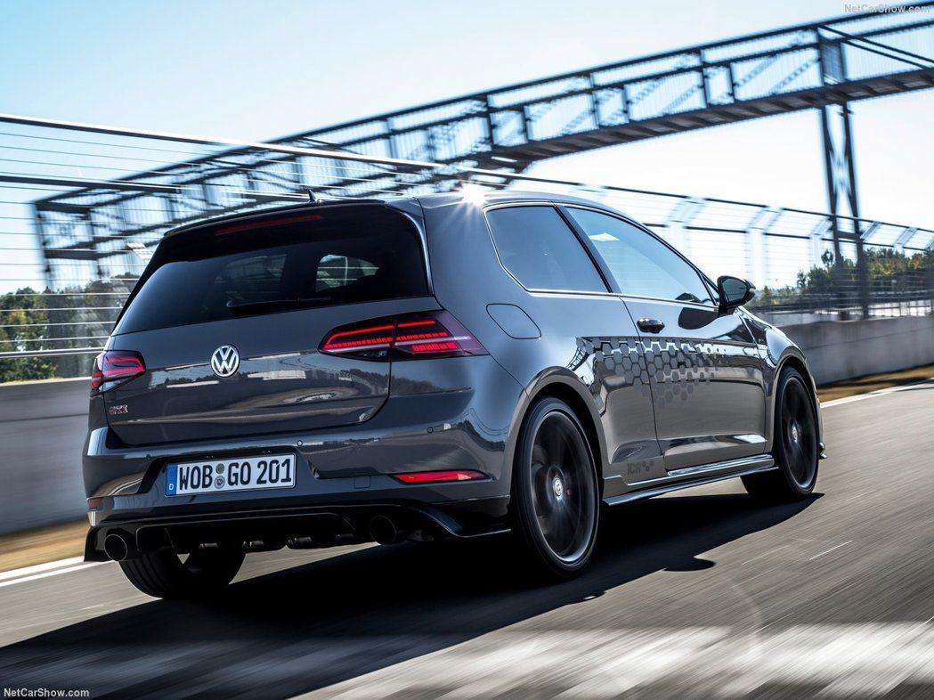 Golf GTI TCR經調校能爆發出290匹的馬力。 摘自Volkswagen