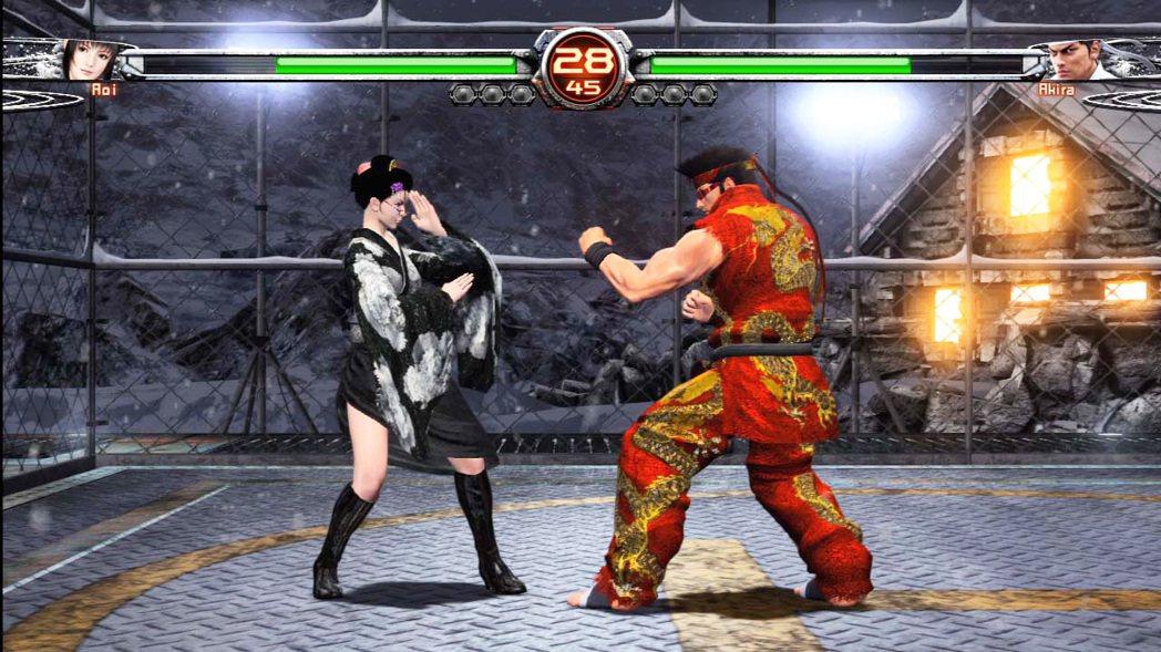 有許多死忠玩家還是很希望鈴木裕可以回來 SEGA 製作《VR 快打 6》(圖片為...