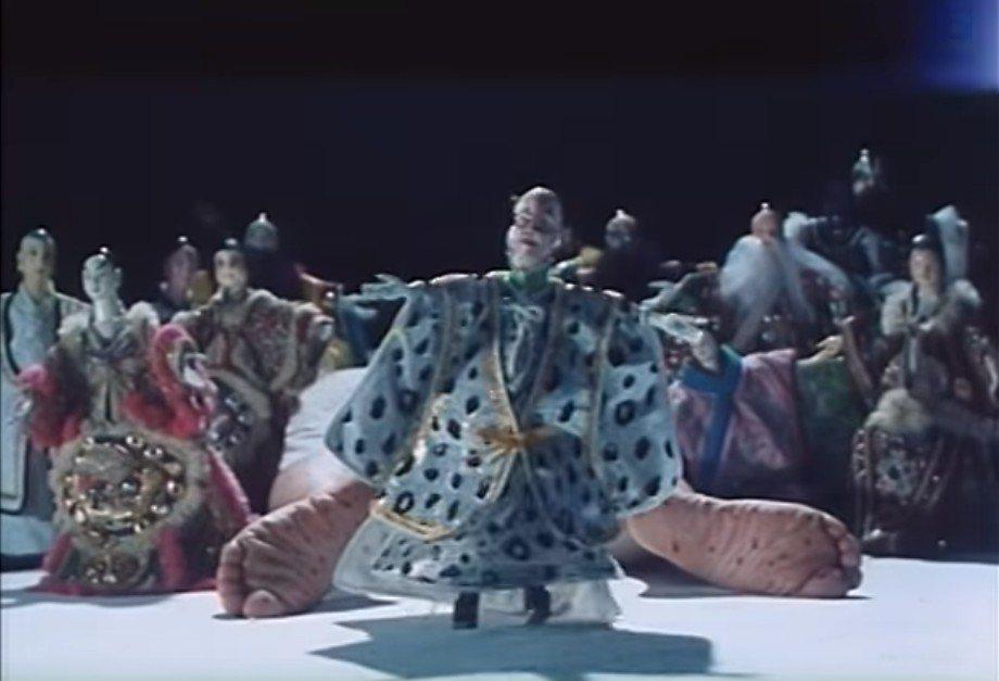 圖片來源/《鄭進一的鬼故事:阿榮師的布袋戲尪仔》YouTube影片截圖
