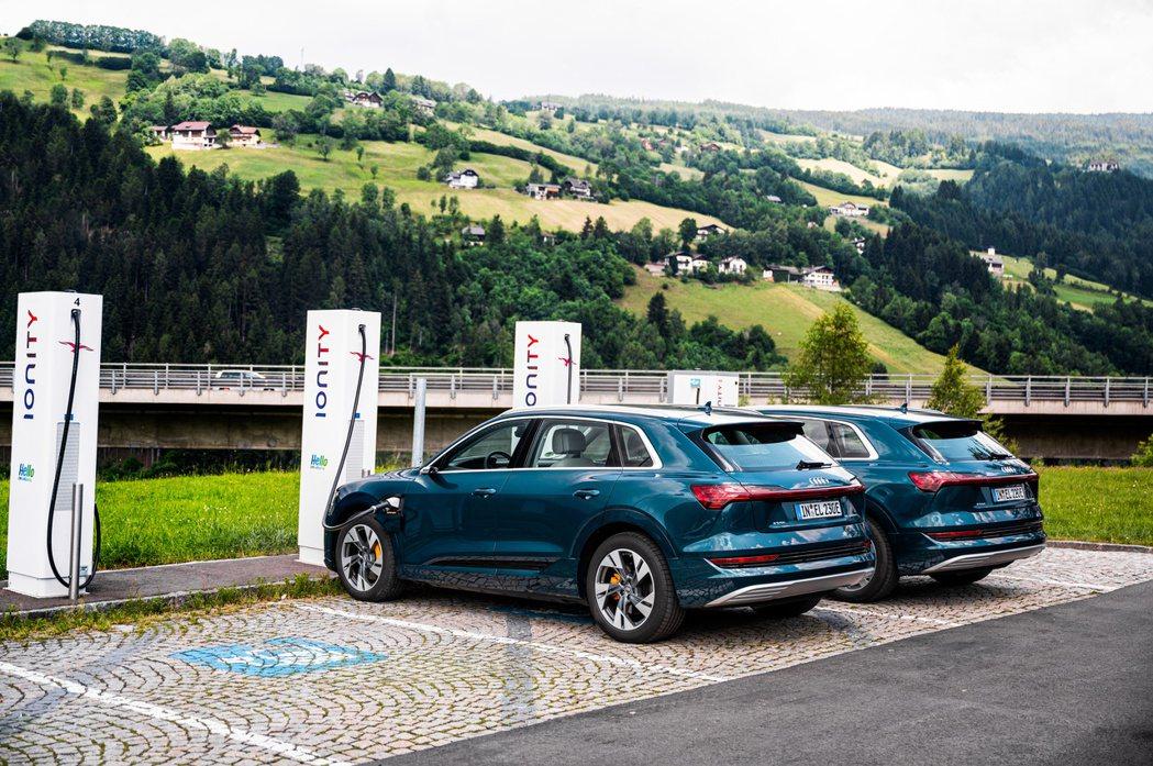 Audi將在2025年前裁員約9,500人。 摘自Audi