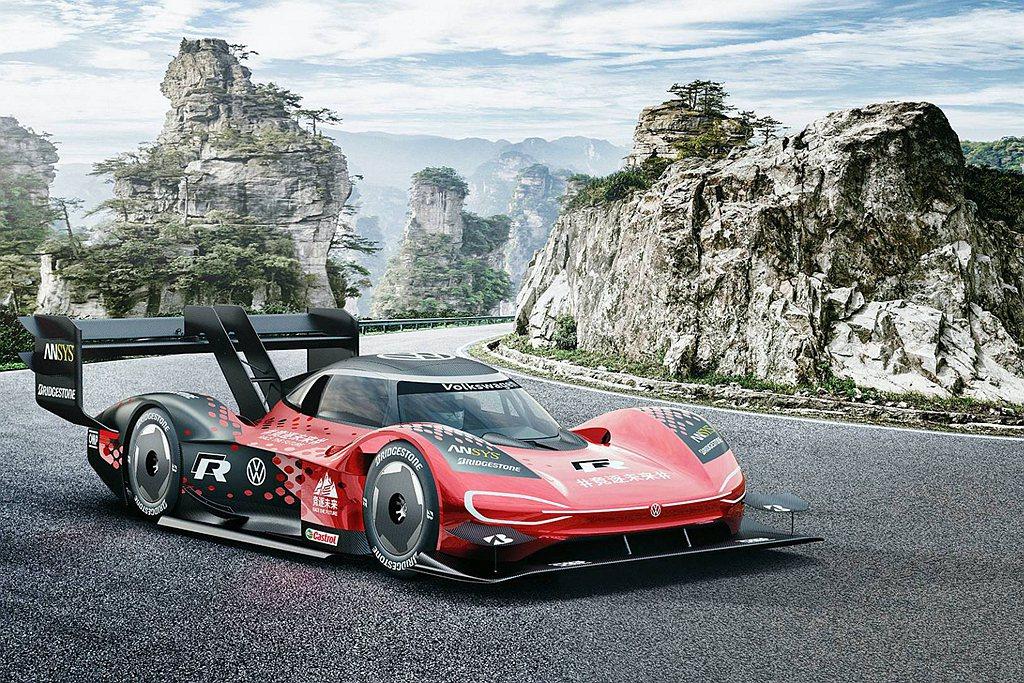 受益福斯ID.R純電賽車潛能的啟發,未來除繼續作為電能系統技術先驅之外,也將成為...
