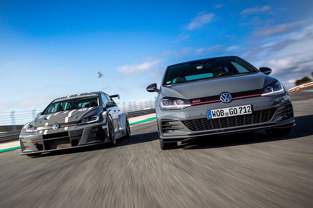福斯汽車同時宣布Golf GTI TCR確認於2019年底停產,同時未來新世代車...