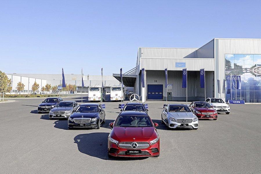 擁有Mercedes-Benz的Daimler集團 股權竟悄悄外流