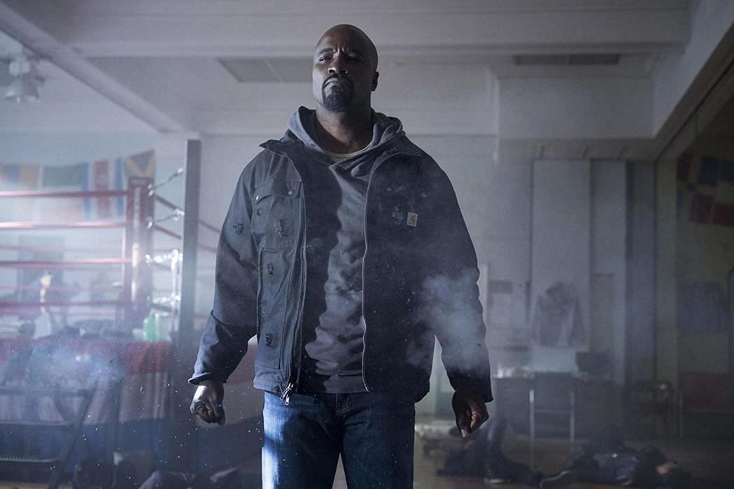 漫威黑人英雄「盧克凱奇」據傳若有電影版也會換角。圖/摘自imdb