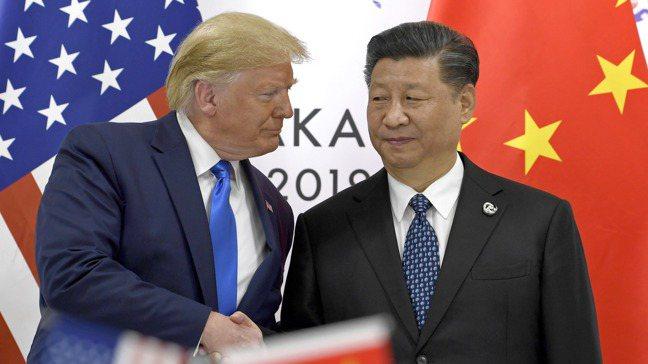 不管美國準備怎麼面對中國,它都難以重申自己的價值體系。 美聯社