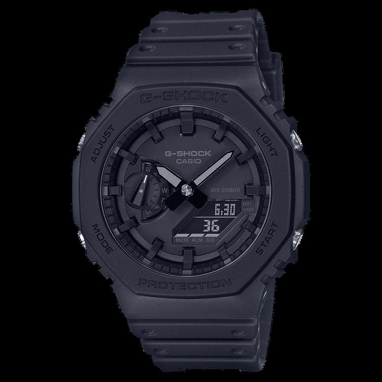 全黑款的G-SHOCK GA-2100系列腕表,受到消費者的歡迎,十分熱銷,因此...