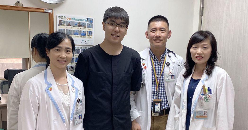 奇美醫學中心感染科與知名網紅Youtuber「志祺七七」合作推出篩檢宣傳影片,呼...
