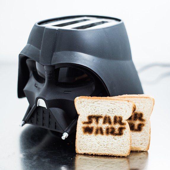 每款烤麵包機還有不同的烤色字樣。圖/摘自Williams Sonoma
