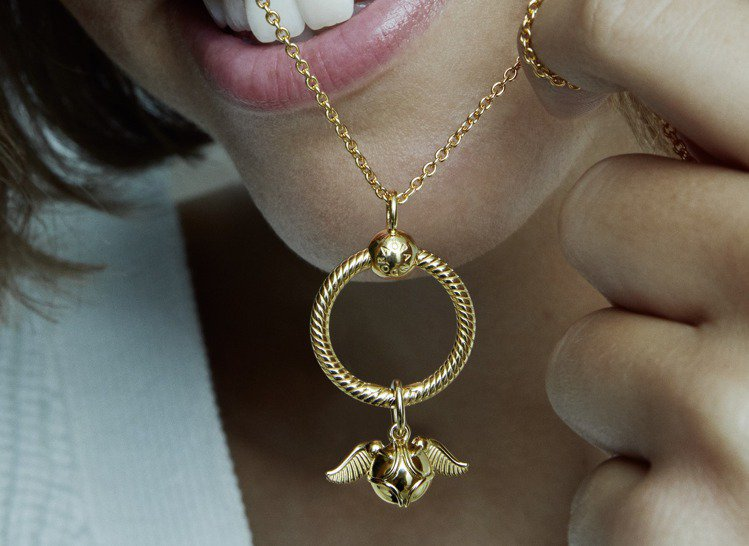 金探子也成為珠寶焦點。圖/PANDORA提供