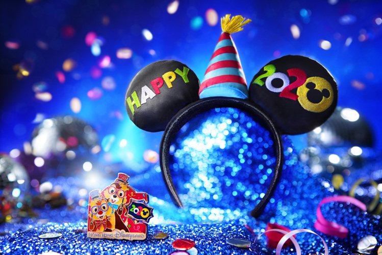 香港迪士尼2020年主題限定商品已準備就緒。圖/香港迪士尼樂園提供