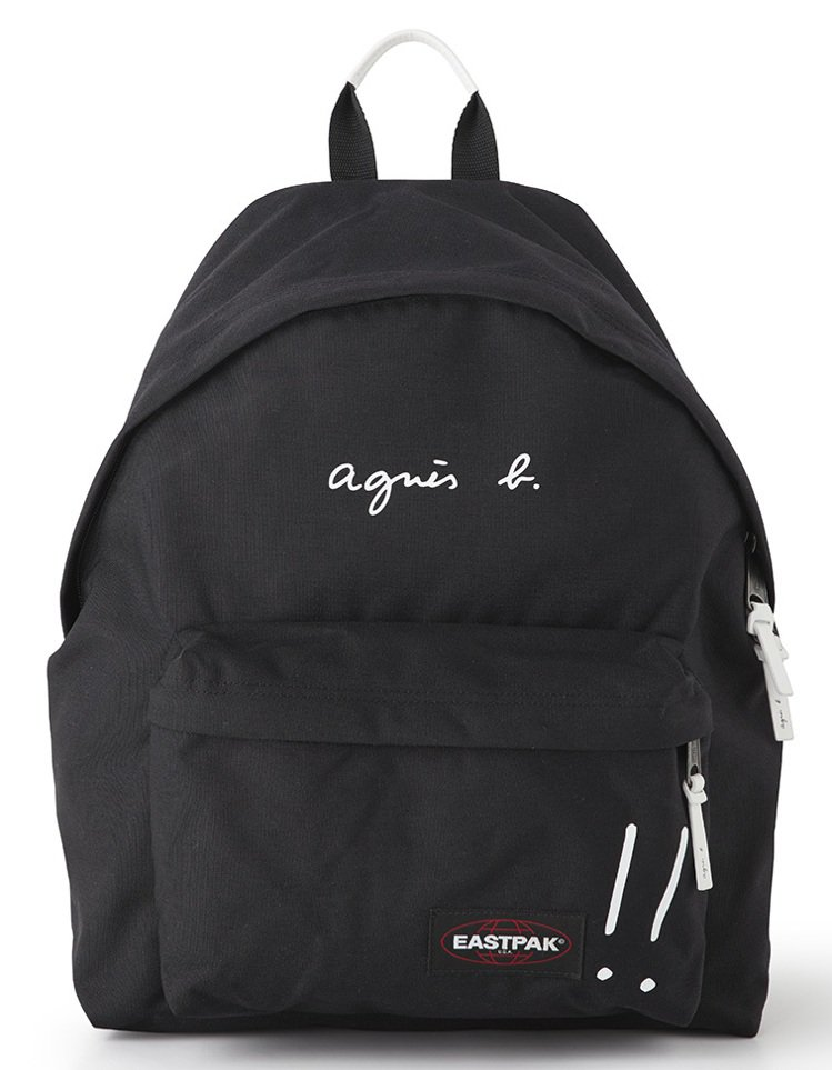 agnès b. VOYAGE X EASTPAK 驚嘆號標誌後背包,5,580...