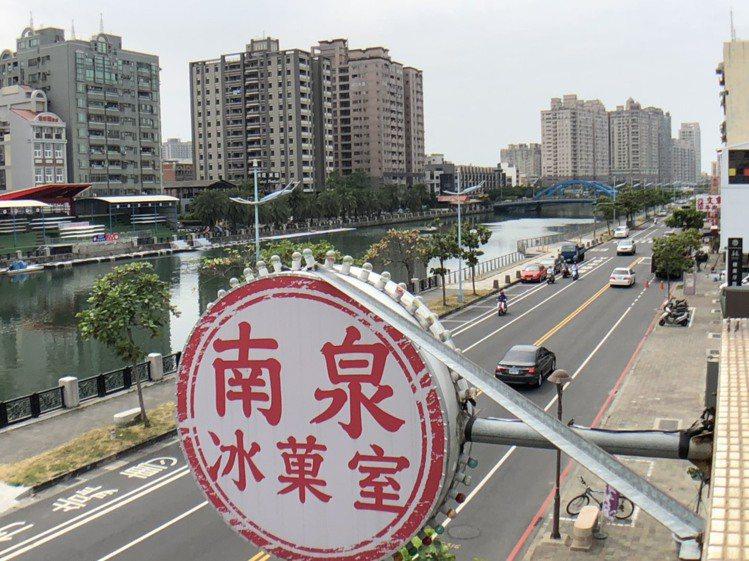 「南泉冰菓室」是台南知名排隊冰店。圖/南泉冰菓室 提供