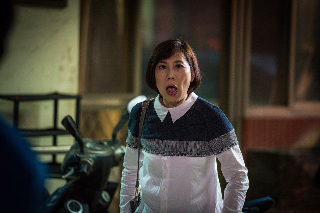 郎祖筠在「烏陰天的好日子」戲中飆罵渣男。圖/客台提供