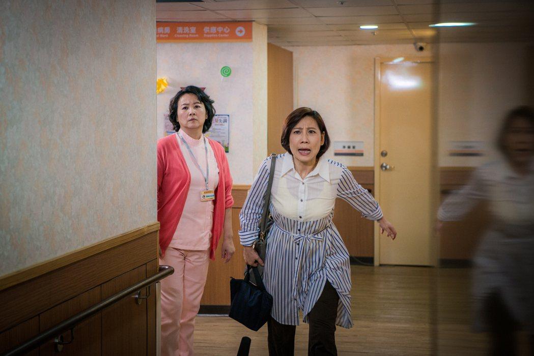 郎祖筠演出「烏陰天的好日子」,戲裡戲外一樣具有正義感。圖/客台提供