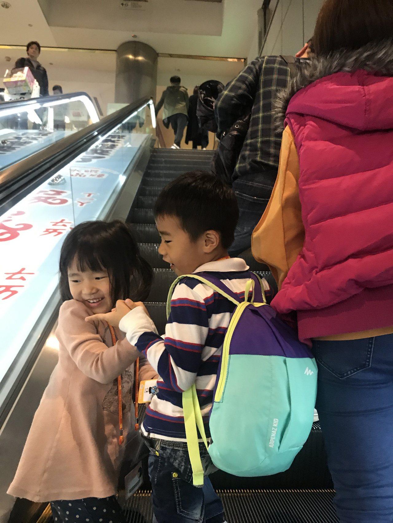 京華城可說是陪伴許多小孩長大的童年回憶。記者江佩君/攝影