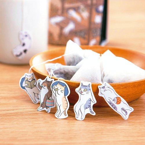 於市集內購買不二堂x貓小姐輕鬆泡好茶系列商品,享88折優惠。 圖/聯合數位文創提供