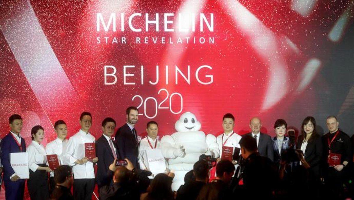 新出爐的「米其林北京指南」包含多間餐廳,可惜北京人似乎不買帳。 圖/摘自米其林官...