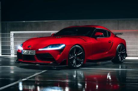 改裝廠AC Schnitzer的新作品 竟然是一輛Toyota!