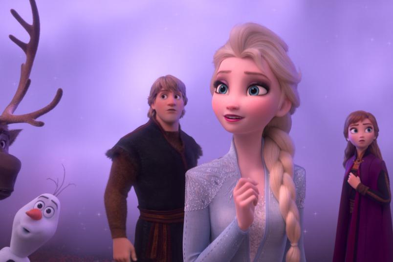 《冰雪奇緣2》在改變中找到自己的價值