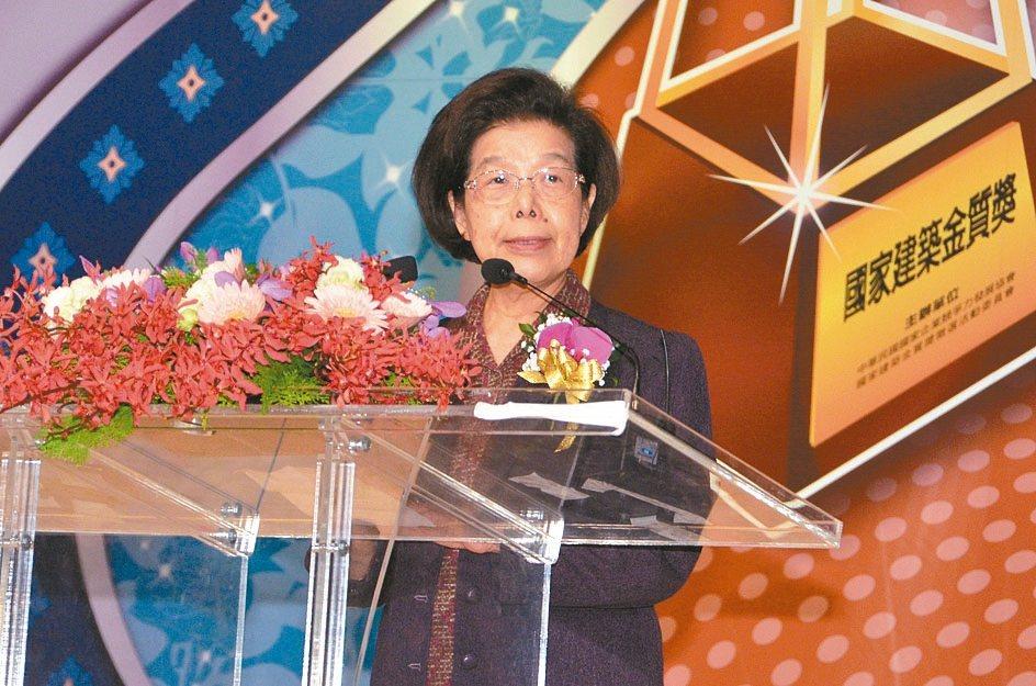 監察院院長張博雅對中華民國國家企業競爭力發展協會與企業共同迎向品質、品牌、品味兼...