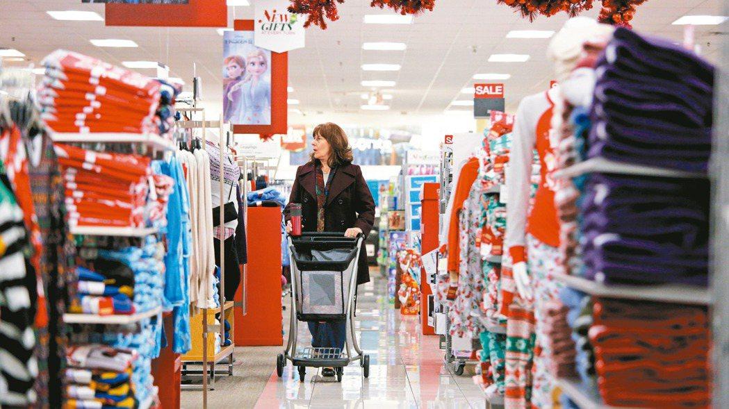 法人預估「黑色星期五」購物節需求起跑,將帶動電商年底業績。 美聯社