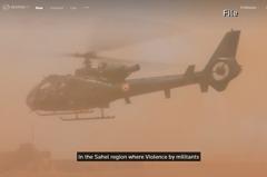 法軍直升機馬利相撞 IS承認是他們所為