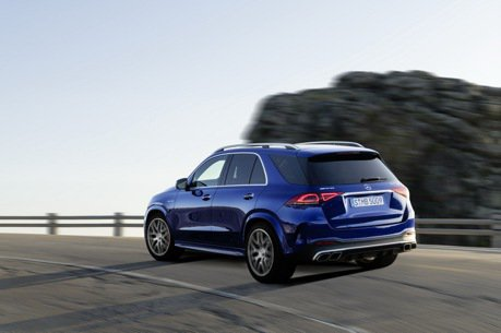 BMW X5 M小心囉! 新世代Mercedes-AMG GLE 63 4MATIC+、GLE 63 S 4MATIC+洛杉磯車展正式發表!