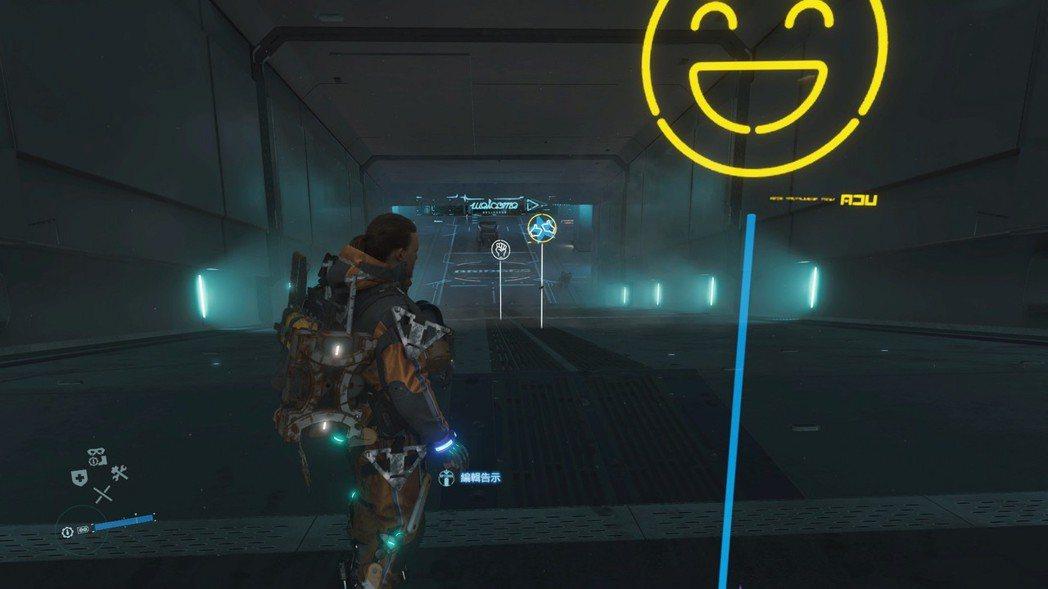 玩家留下的告示,有資訊也有鼓勵。pic via Sony