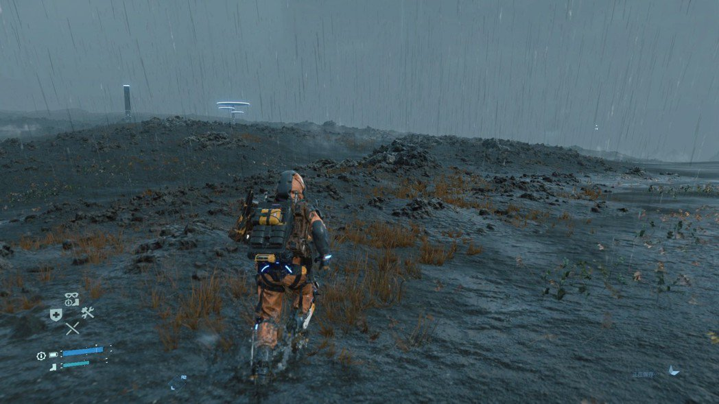 疲倦的路途上,看到地平線冒出其他玩家蓋的好東西,總是令人精神一振。pic via...