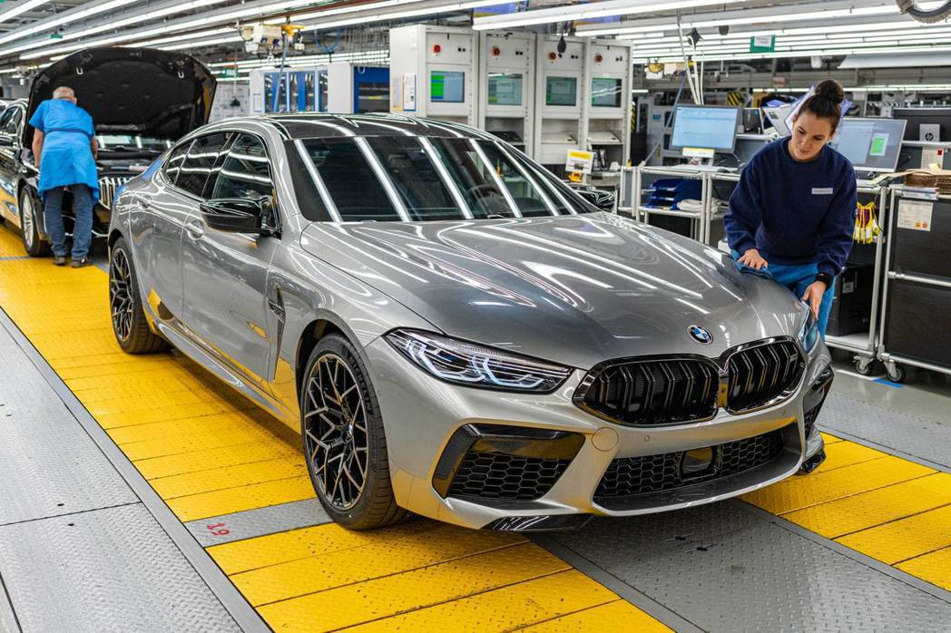 M8 Gran Coupe問世後讓BMW 8 Series車系陣容增加到了六位。...
