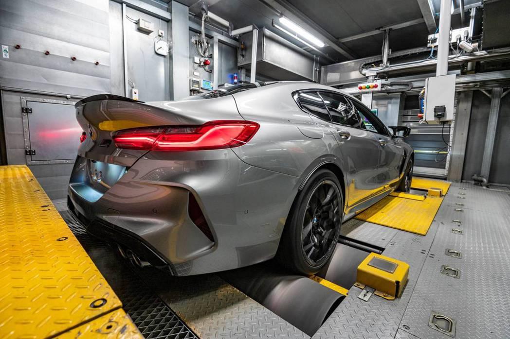 BMW預期M8 GC將會是M8車系中銷量最佳的車型。 摘自BMW