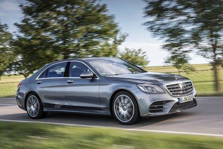 為大改款登場前暖身!賓士W222世代S-Class德國累積生產50萬輛