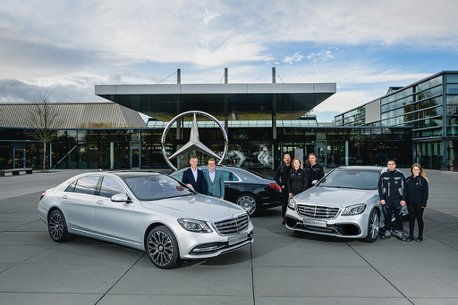 賓士打算簡化旗下車型 G、S-Class等獨立平台更動機率大增!