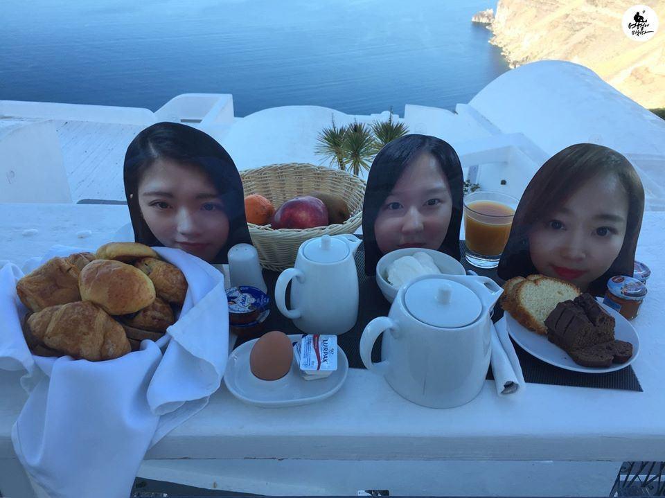 一起看愛琴海。圖翻攝自臉書「Travel_Factory」